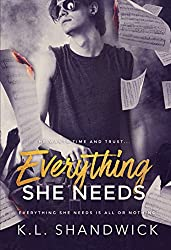 Everything She Needs (Everything Trilogy Book 2)