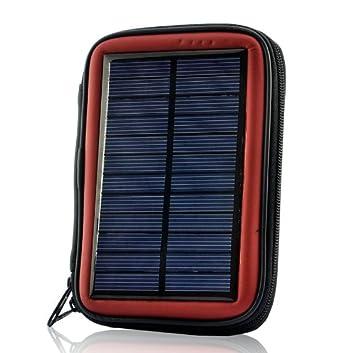 Solar cargador pilas - resistente a la intemperie, batería ...
