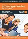 img - for Gut Lesen, Besser Schreiben Teacher's Book (Ib Diploma) (German Edition) book / textbook / text book