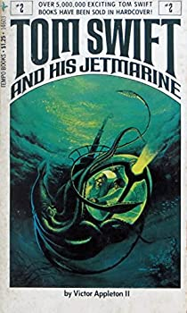 Tom Swift and His Jetmarine Mass Market Paperback – April, 1977 by Victor Appleton II (Author) Be the first to review this item Book 2 of 33 in the Tom Swift, Jr. Series