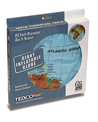 "Inflatable World Globe 20"""