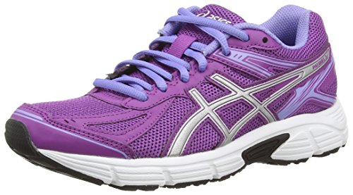 Asics Patriot 7, Damen Laufschuhe, Violett (grape/silver/lavender 3693), 39 EU
