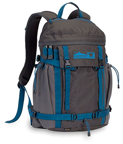 Mountainsmith World Cup Backpack, Anvil Grey