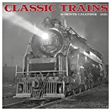 Classic Trains 2020 Wall Calendar