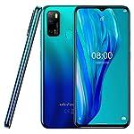 Android-10-Smartphone-Offerta-Ulefone-NOTE-9P-652-Cellulare-16MP-Quad-Camera-Octa-Core-4GB-64GB-3-slot-Per-Schede-Dual-SIM-Batteria-4500mAh-OTG-Sblocco-VisoImpronta-Digitale-GPS-Aurora