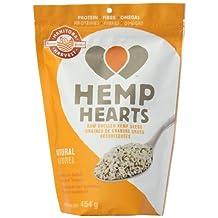 Manitoba Harvest Hemp Hearts Shelled Hemp Seed, 454 g