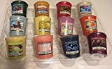 Yankee Candle Bundle of 12 Mixed Votives
