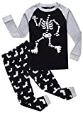 Baby : Family Feeling Halloween Skeleton Baby Boys Girls Pajamas Sets Toddlers Clothes 12-18 Months