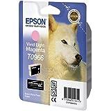 Epson C13T09664010 - Cartucho de tinta, magenta claro