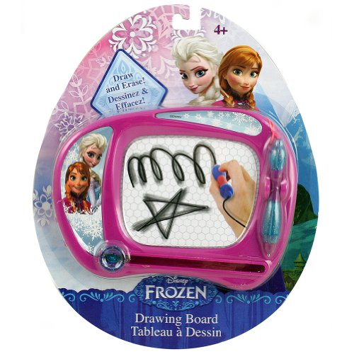 Disney Frozen Elsa Anna Draw and Erase Drawing Board Easter