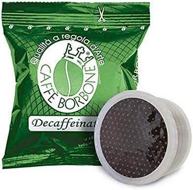 50 capsule Point Miscela dek decaffeinato Caffè Borbone Compatibili Lavazza Espresso Point