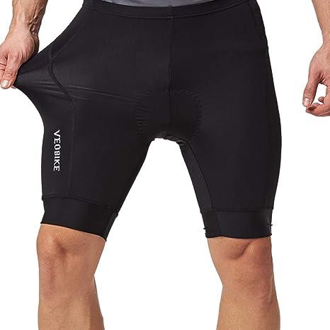 in vendita 02e6a cb6d5 ALLY Pantaloncini ciclismo bici Pantaloni corti Gel 3D ha riempito ...