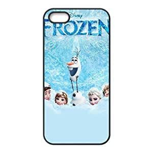 Frozen For iPhone 5, 5S Csae protection phone Case FX255585