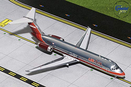 直送商品 GeminiJets Gemini 200 G2USA735 Mcdonnell Douglas Douglas Mcdonnell DC-9-30 Gemini ダイキャストモデル US Air N950VJ B07KYWQXVT, きうち屋ウェブショップ:9d717841 --- wap.milksoft.com.br