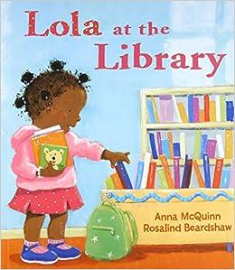 Bildergebnis für lola at the library