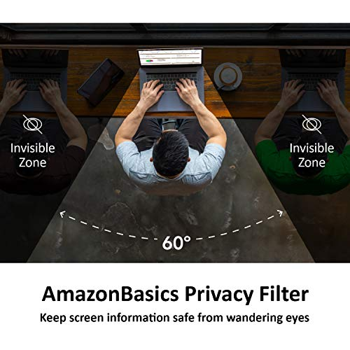 AmazonBasics Privacy Screen Filter for 17 Inch 5:4 Monitor