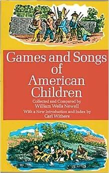 Games And Songs Of American Children (Dover Children's Activity Books) Downloads Torrent