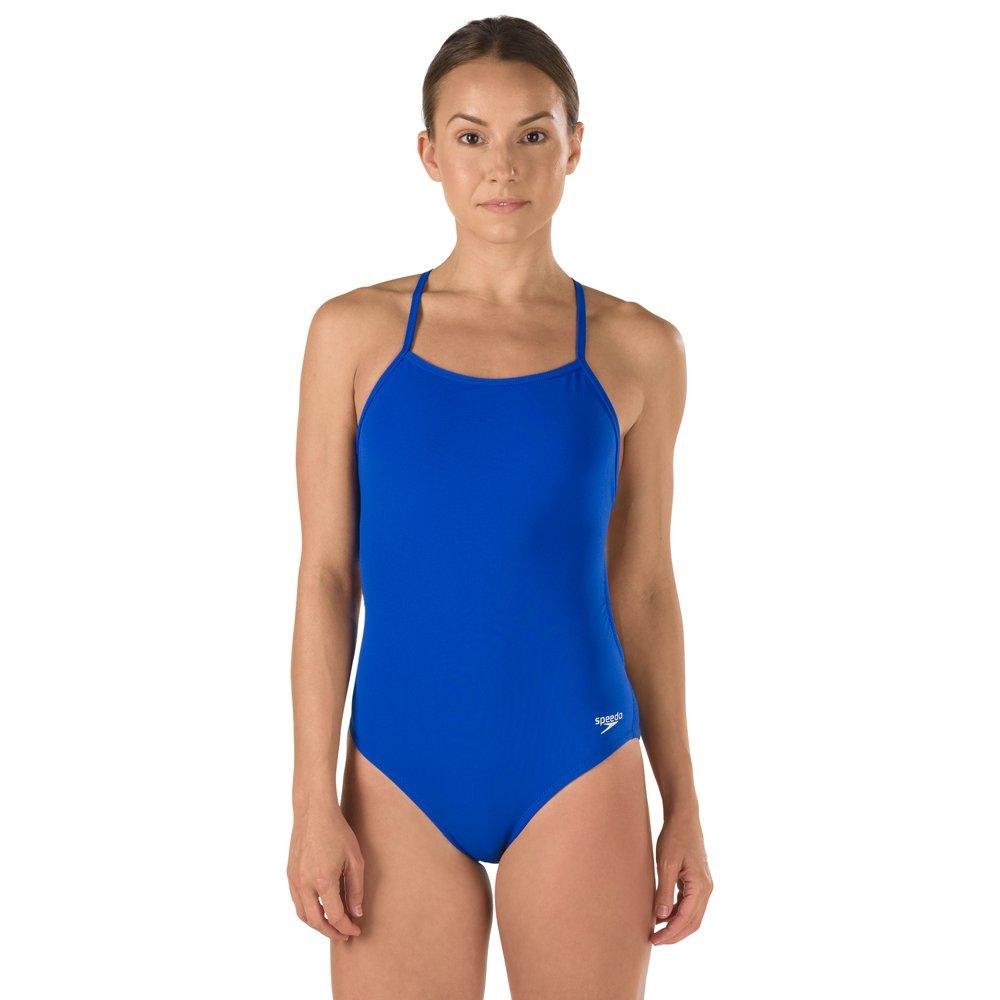 Speedo bleu Taille 14 40 Speedo pour Femme The One Suit