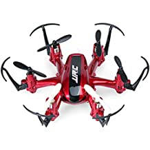 JJRC H20 Tiny 2.4G 6 Axis Gyro 4CH RC Quadcopter Drone Hexacopter Headless Mode RTF Red