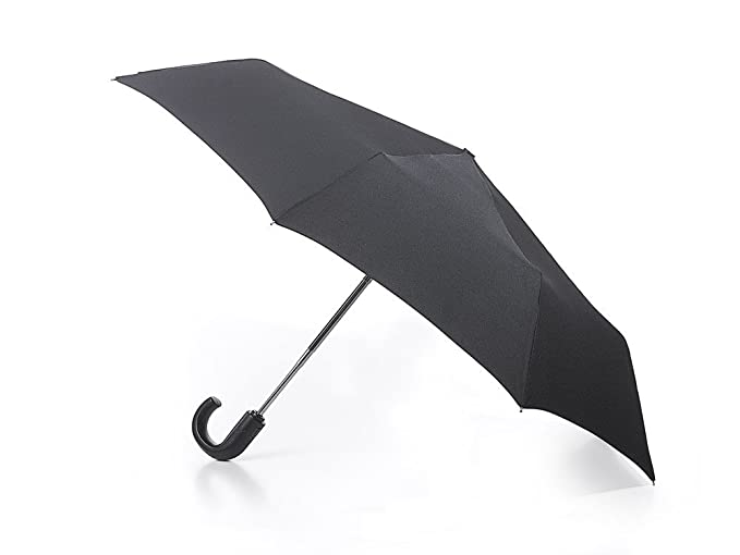 Fulton - Hombre paraguas automatico - negro