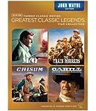 TCM Greatest Classic Films: Legends - John Wayne Action