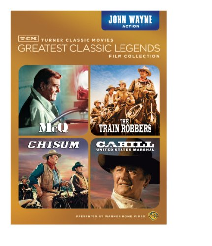 Silver Screen Icons: John Wayne Action - Video Silver Screen
