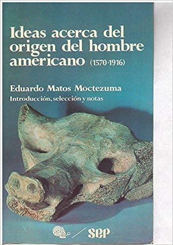 el origen del hombre americano