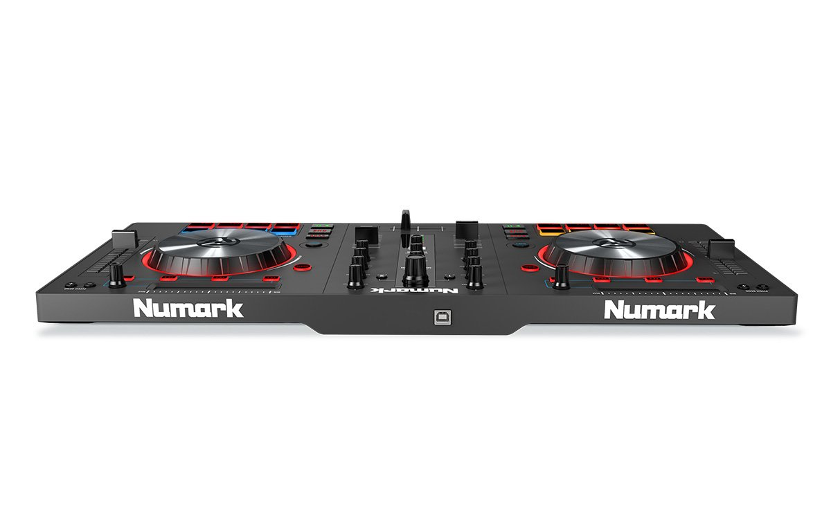 Numark Mixtrack 3 | All-in-one Controller Solution with Virtual DJ LE Software Download by Numark (Image #2)