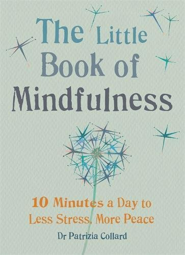 Little Book of Mindfulness: 10 minutes a day to less stress, more peace (MBS Little book of...)