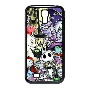 Custom Disney The Nightmare Before Christmas Graffiti Art Samsung Galaxy S4 I9500 Best Durable Cover Case