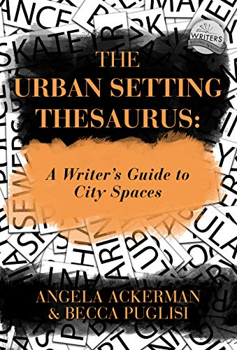 Urban Setting Thesaurus Writers Spaces ebook product image