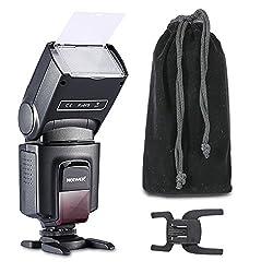 Neewer Tt560 Flash Speedlite For Canon Nikon Panasonic Olympus Pentax & Other Dslr Cameras,digital Cameras With Standard Hot Shoe 4