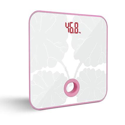 ZNND Báscula De Grasa Corporal Digital Bluetooth Báscula De Pesaje Inteligente Inalámbrica Peso, 150kg /