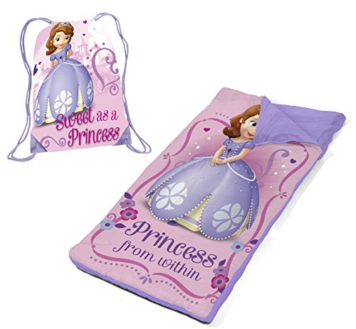 Disney Sofia The First Slumber Bag Set