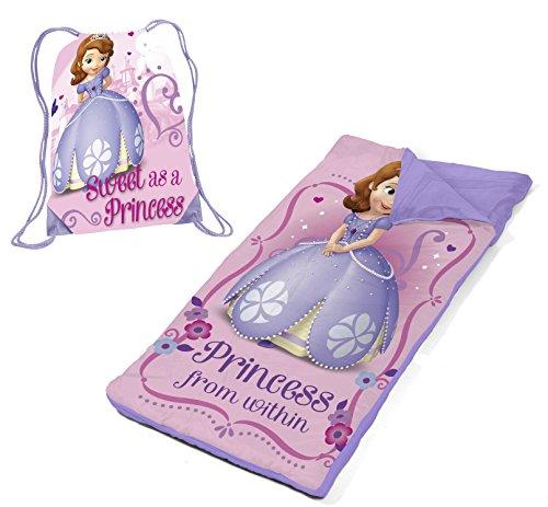 Disney Sofia The First Slumber Bag (Minnie Mouse Birthday Game Ideas)
