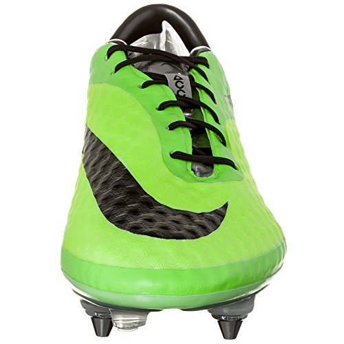 Nike Hypervenom Phantom SG-PRO Herren Sneaker Neo Lime/Black-Total Crimson