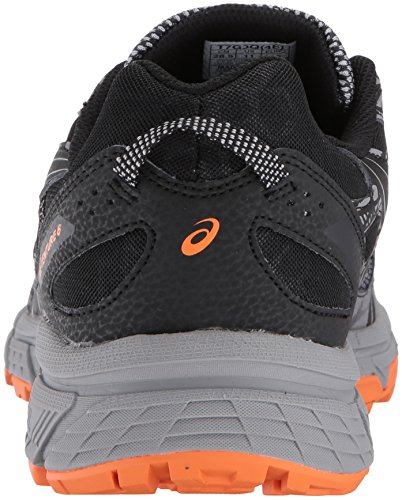 ASICS Mens Gel-Venture 6 Running Shoe, Frost Grey/Phantom/Black, 7 Medium US by ASICS (Image #2)