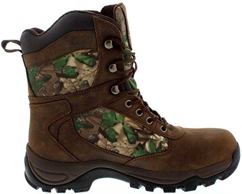 Field & Stream Mens Woodsman Realtree Xtra Waterproof Uninsulated Field Boots Realtree Xtra qIQ60cWMy