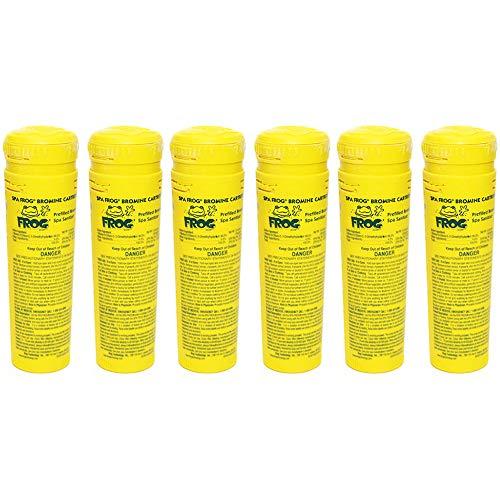 - Spa Frog 6 Pack of Bromine Cartridges