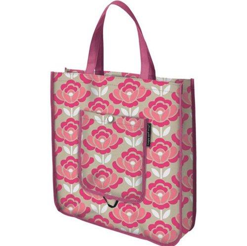 Petunia Pickle Bottom Bolsa de compras rosa claro Floración Firenze
