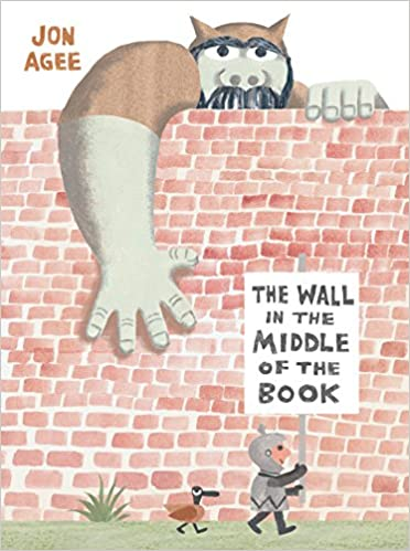 Image result for wall in the middle of the book