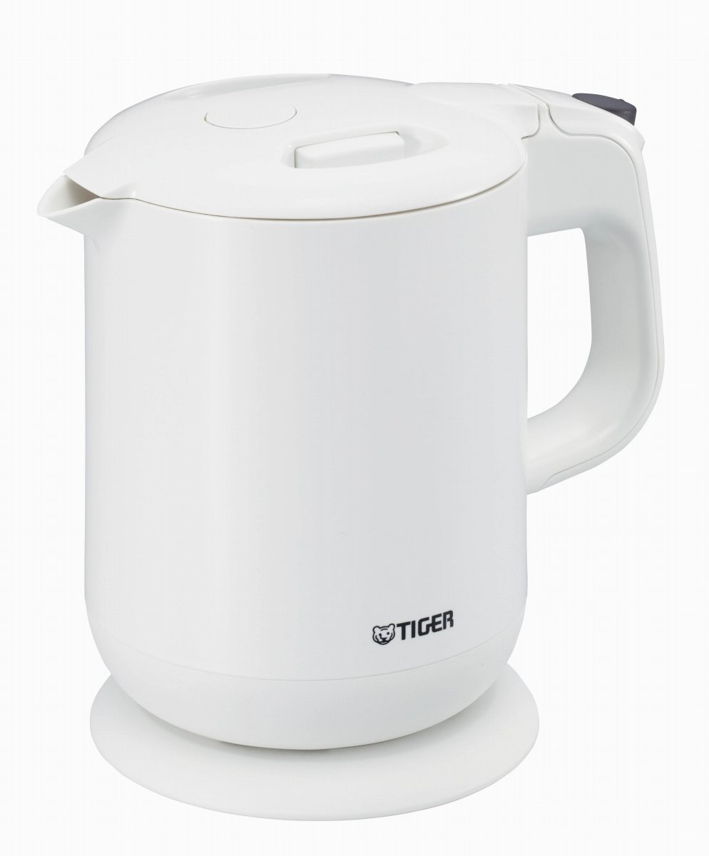 TIGER child hopefully electric kettle (0.8 L) White PCG-A080-W