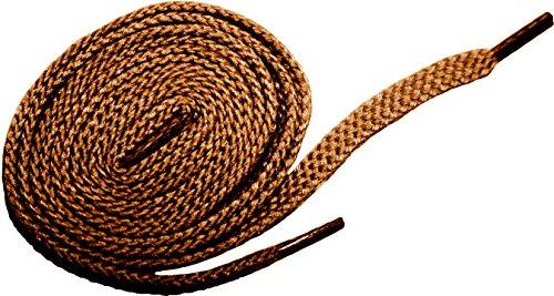 Shoeslulu Premium Oxfords Chukka Shoelaces
