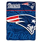 "NFL Livin Large Micro Raschel Throw, 46"" x 60"""