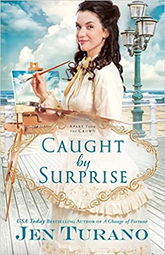 Image result for caught by surprise jen turano