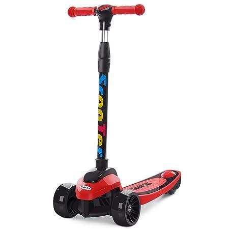 Patinetes para niños Scooter 3-6-12 años Niño Rueda de ...