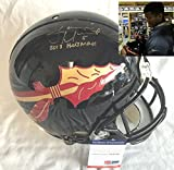 Jameis Winston Signed / Autographed Florida State/FSU Seminoles Authentic Football Helmet - JSA Certified