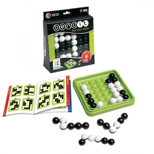 Jumbo 17866 - - - Smart Games - Bend-it Logikspiel 315328