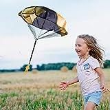Korty 6pcs Parachute Toy for Kids,Tangle Free