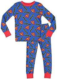 Boys Sleepwear - Cotton Kids 2-Piece Pajamas